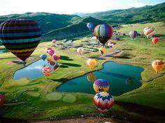 Lorraine Mondial Air Balloon Rally, France | Europe'slargest balloon festival