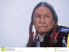 Native American Cherokee Elder - Download From Over 30 Million High Quality Stock Photos, Images, Vectors. Sign up for FREE today. Image: 26252013