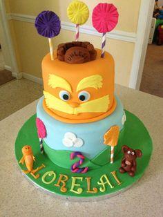 seuss cakes - Google Search