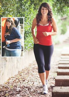 12 Crazy-Inspiring Photos and Details of Weight Loss Success Stories | Women's Health Magazine