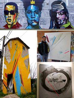 graffiti by Rough