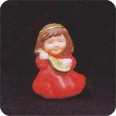 1983 Angel - Merry Miniature