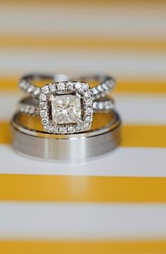 Engagement Ring Inspiration! Gorgeous Ring for A Cheery Engagement by Joielala Photographie on Every Last Detail