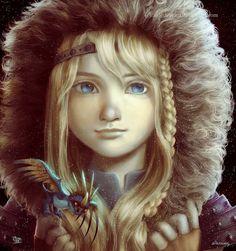 Astrid by RaideDeviant