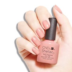 CND Shellac SatinPajamas Designed