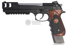 Buy Airsoft Tokyo Marui-Gas Blow Back Pistols-Tokyo Marui-Tokyo Marui Biohazard Revelations 2 Samurai Edge Barry Burton Model Ver. II
