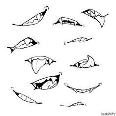 Drawing Ideas Sketches Mouths 37 Best Ideas Zeichnen von Ideen Skizzen M Drawing Techniques, Drawing Tips, Drawing Ideas, Sketch Ideas, Drawing Stuff, Sketch Mouth, Boca Anime, Anime Drawings Sketches, Drawings Of Mouths