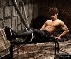Men's Health? You mean.. everybody.. health.. if you catch my ... <3