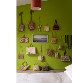 The School with Megan Morton - How to Use (and Abuse) Colour - The Design Files Maori Designs, Interior Decorating, Interior Design, The Design Files, Baskets On Wall, Household Items, Gallery Wall, Bedroom Decor, Pure Products