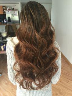 ONDAS DE AGUA: Tipo de onda para el cabello en el cual se ve con más suavidad by: @BrajoCabezas