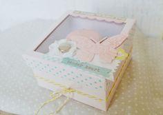 Le petit monde de Léa: Boîte à macarons - superbe :) :) :)