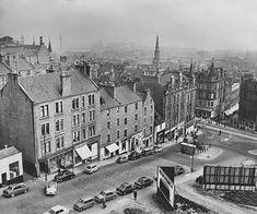 Hilltown, Dundee 1967. Dundee City, Cute Creatures, Historical Photos, Family History, Great Britain, Old Photos, Paris Skyline, Brave, Scotland