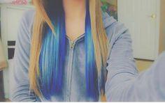 blue &' blonde ♡