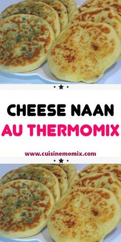 Cheese naan with Thermomix - Cheesecake Recipes Crockpot Recipes For Two, Easy Soup Recipes, Pumpkin Recipes, Naan, Mexican Dessert Recipes, Quick Dessert Recipes, Quick And Easy Soup, Quick Easy Meals, Thermomix Desserts