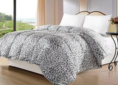 ExceptionalSheets Snow Leopard Comforter, Queen Cozy Beddings http://www.amazon.com/dp/B00FJLFI0C/ref=cm_sw_r_pi_dp_ASV2tb09J18D3C54