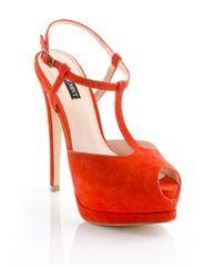 Awesome Orange heels