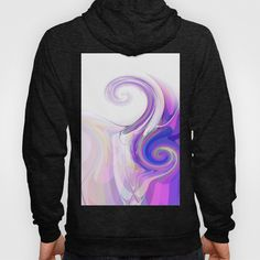 Re-Created  Tsunami FOUR Hoody by Robert S. Lee - $42.00