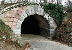 Inscope Arch, Central Park, New York, NY