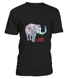 """# Love Elephants Indian .  100% Printed in the U.S.A - Ship Worldwide*HOW TO ORDER?1. Select style and color2. Click """"Buy it Now""""3. Select size and quantity4. Enter shipping and billing information5. Done! Simple as that!!!Tag: elephant, Irrelephant"""