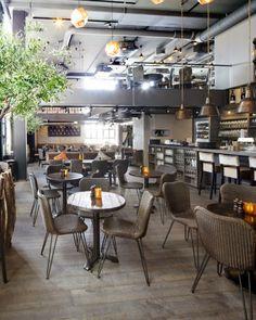 Olivia Restaurant Aker Brygge - Oslo Norway - Metropolis Arkitektur AS - Hospitality