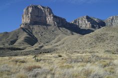Guadalupe Mountains in 2006 - Guadalupe Mountains - Wikipedia, the free encyclopedia