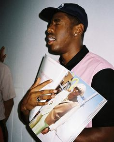 Photo Wall Collage, Picture Wall, Tyler The Creator Wallpaper, Young T, Def Not, Hip Hop, Flower Boys, Felicia, Aesthetic Pictures