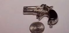 7th Grader Suspended For Gun Keychain Barely Larger Than Quarter