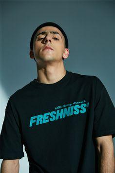 Moda Hip Hop, Athleisure, Cool Shirts, Tee Shirts, Buy T Shirts Online, Cool Shirt Designs, Casual Trends, Shirt Print Design, Quality T Shirts