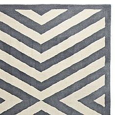 Pewter Charing Cross Rug | Serena & Lily