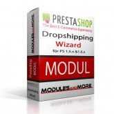 PrestaShop Modul - Dropshipping Wizard Shops, Personal Care, Products, Tents, Retail Stores