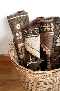 vintage turkish rugs