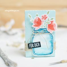 stampin-up jar-of-love-crystal clear-grusse-snippet design-Austrian-1