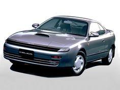 Toyota Celica GT-Four (1989 – 1993).