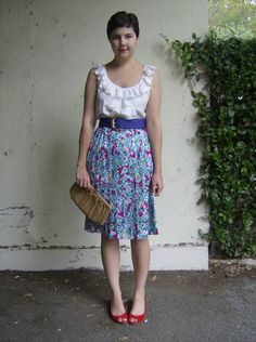 29 Skirts: Thrifted Thursday No. 6