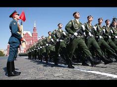 Парад Победы на Красной Площади 9 мая 2015 года. Прямой эфир