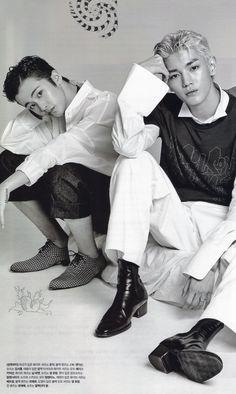 NCT-U for Dazed (June omonatheydidnt Nct Taeyong, Mark Lee, Nct 127, Boys Republic, Nct Life, Poses, Jung Jaehyun, Family Album, Winwin