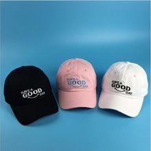 Baseball Caps · Hot sell Have a good day cap adjustable cotton Hat summer  golf cap hip hop cap 9e805c153b78