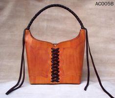 artesanias: Carteras de Cuero Artesanales