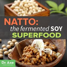 So can soy be good for you? The answer is: sometimes. While most soy found in the US are GMO and a health risk, Natto is as an excellent source of vitamins