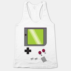 Get your nerd swag on with this awesome retro gameboy shirt. Be your own trend!