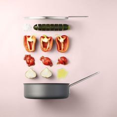 Minimalist Visual Recipes Display Neatly Arranged Ingredients And Utensils…