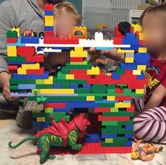Die schönste Zeit ist die Spielzeit mit LEGOⓇ DUPLOⓇ! Teilnehmer vom Gewinnspiel LEGOⓇ DUPLOⓇ und Echte Mamas Lego Duplo, Social Behavior, Games, Kids, Lego Duplo Table