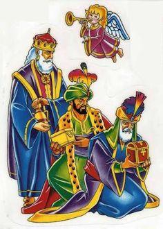 Resultado de imagem para fotografias reyes magos