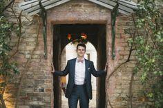 a very dapper groom | romantic New Orleans wedding | G. Chapin Studios