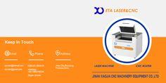 Catalog of ETA LASER MACHINE AND CNC ROUTER
