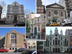 Mapping 26 NYC Houses of Worship Being Replaced By Condos