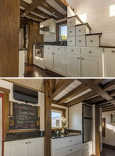 Nooga Blue Sky by Tiny House Chattanooga & 87 Best Tiny House Kitchens images in 2019 | Tiny homes Kitchens ...