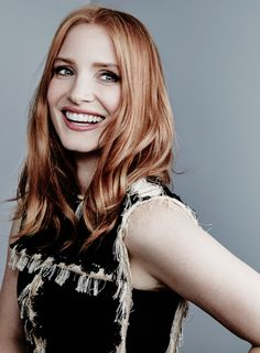 Jessica Chastain photographed by Maarten de Boer (TIFF - Sept/2015)