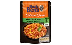 Uncle Ben's Express-Reis Chili con Carne - Mars Food