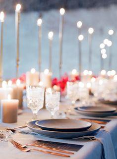 Les jolies lumières de votre mariage. Créez une belle ambiance chaleureuse grâce aux lumières (bougies, suspensions, guirlandes lumineuses). Carnet d'inspiration. www.plume-evenements-petillants.fr